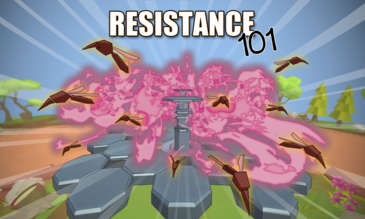 Splash screen Resistance 101