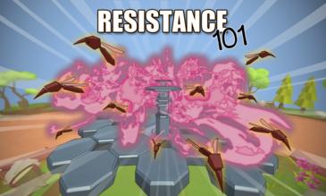 Splash screen Resistance 101